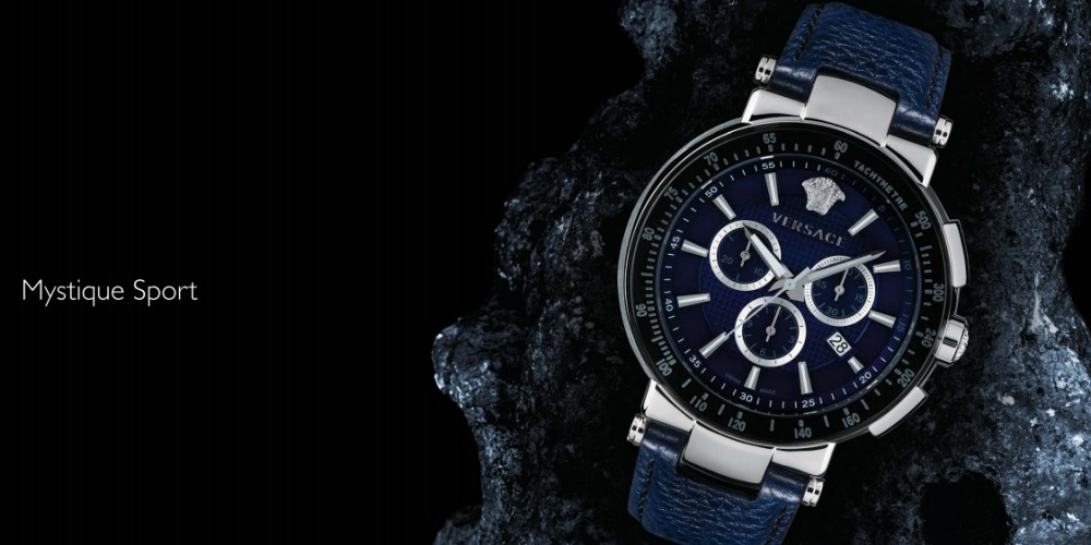 Versace Mystique Sport luxury watch