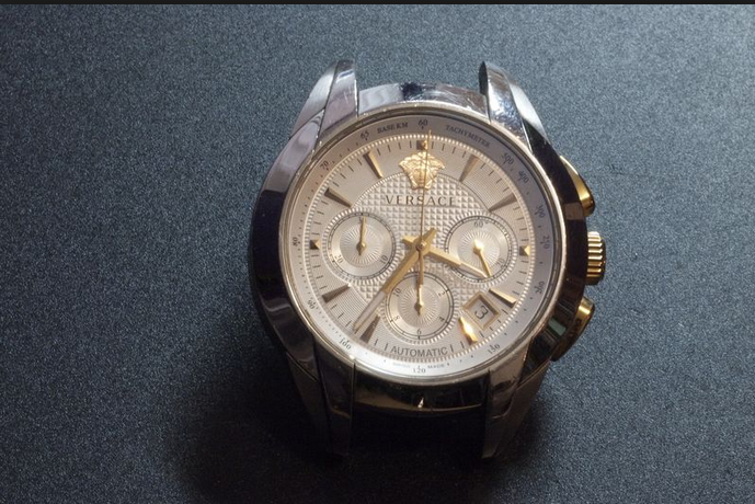 Versace ETA Replica Watch
