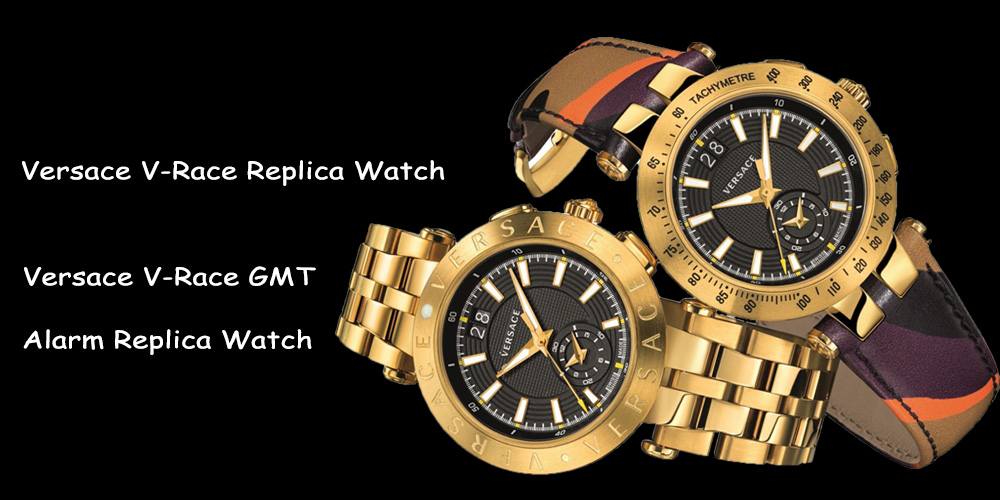 Versace V-Race Replica Watch